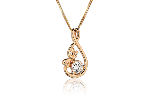 Clogau 1854 Tree of Life Pendant
