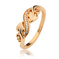Clogau 1854 Tree of Life Diamond Ring
