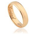 5mm 18ct 1854 Gold Blend Wedding Ring