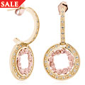18ct gold Am Byth Earrings *SALE*