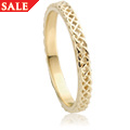 18ct Eternity Affinity Stacking Ring *SALE*
