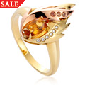Fire Bird Diamond Ring
