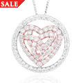 18ct gold Eternal Love Pendant *SALE*