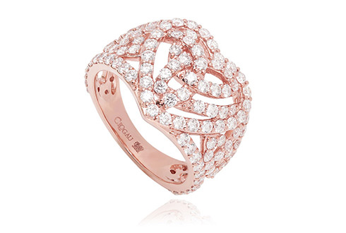 18ct gold Eternal Love Ring *SALE*
