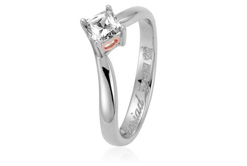 18ct Make A Wish Engagement Ring