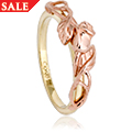 18ct Glyn Rhosyn Ring *SALE*