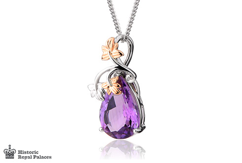 Great Vine Amethyst Pendant