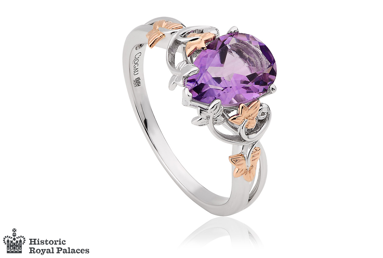 Great Vine Amethyst Ring