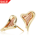 18ct Heartstrings Earrings *SALE*