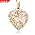 18ct gold Kensington Pendant *SALE*