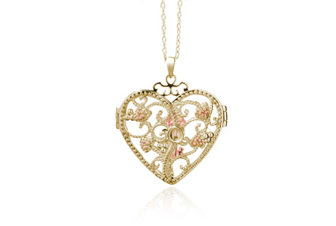 18ct Kensington Locket (Small) 20mm *SALE*