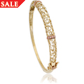 18ct Am Byth® Bangle *SALE*