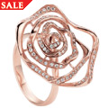 18ct Royal Roses Ring *SALE*