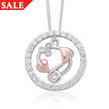Tree of Life Diamond pendant