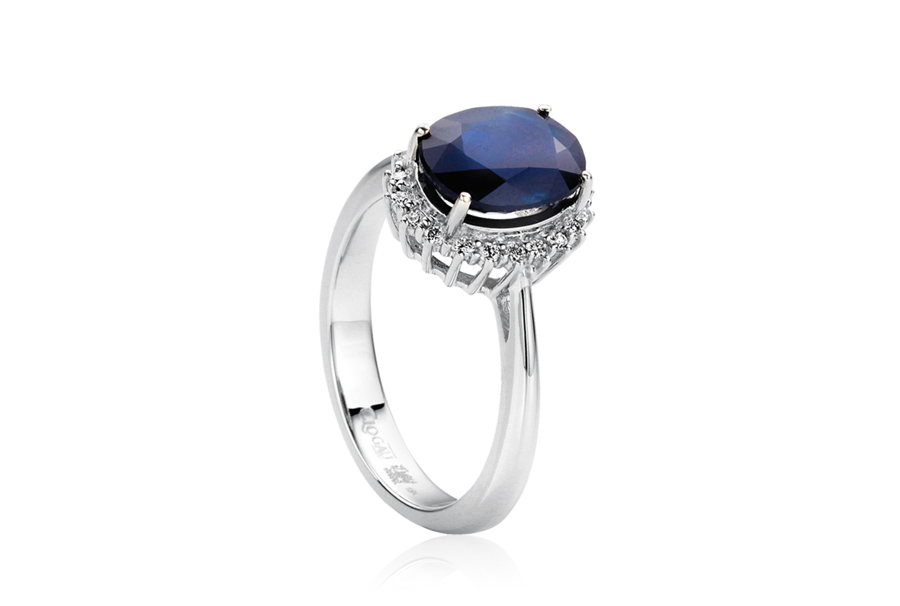 Royal Clogau Engagement Ring