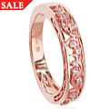 18ct gold Cecilia Wedding Ring *SALE*