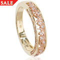 18ct gold Cecilia Wedding Ring
