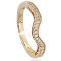 18ct gold Sonatina Wedding Ring