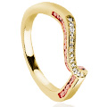 18ct gold Eleanor Wedding Ring