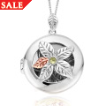 Awelon Peridot Locket *SALE*
