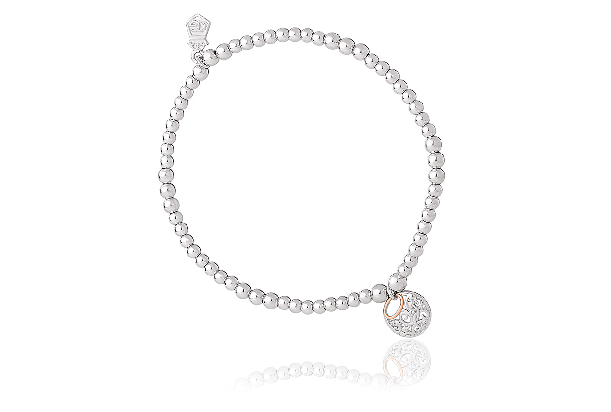 Clogau Am Byth Beaded Bracelet