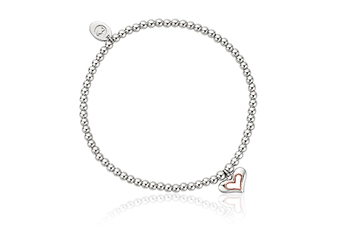 Together Forever Affinity Bead Bracelet 16-16.5cm *SALE*
