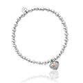 Tree of Life Heart Affinity Bead Bracelet 16.5-17.5cm