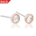 Moonstone June Birthstone Earrings *SALE*