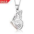 Butterfly Locket (Small) *SALE*