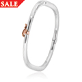 Cariad Bangle (Slim)