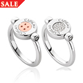 Clogau Signature Button Ring