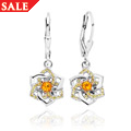 Eternal Daffodil Earrings *SALE*