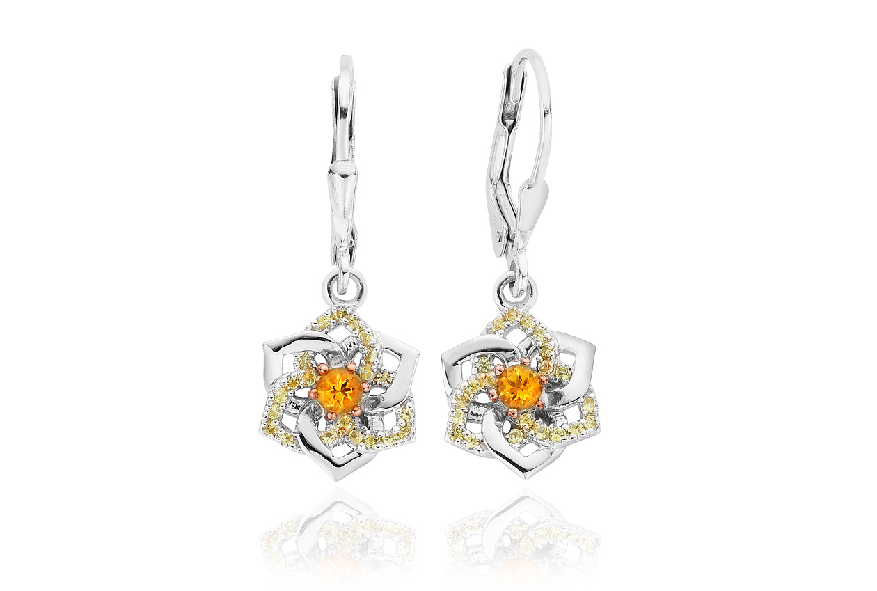 Eternal Daffodil Drop Earrings *SALE*