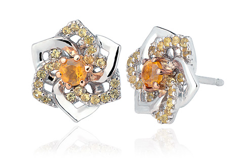 Eternal Daffodil Stud Earrings *SALE*