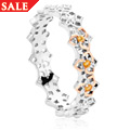 Eternal Daffodil Stacking Ring *SALE*