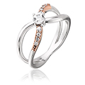 Clogau Kiss Ring