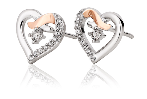 Clogau Kiss Earrings