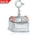 Treasure Chest Childhood Charm
