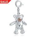 Teddy Bear Childhood Charm