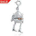 Humpty Dumpty Childhood Charm