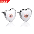 Heart Stud Earrings *SALE*