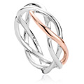 Eternal Love Weave Ring