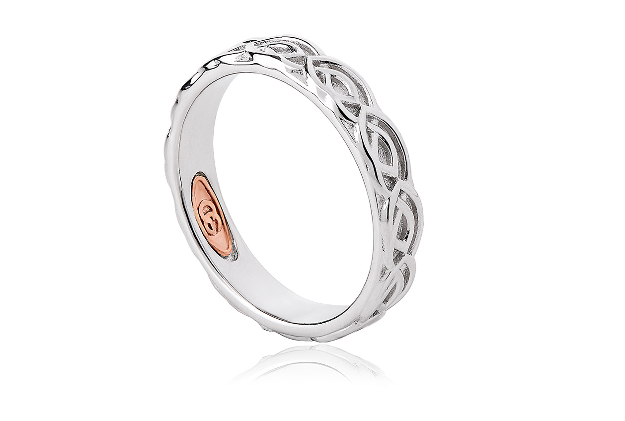 4mm Annwyl Wedding Band
