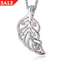 Debutante Feather Pendant *SALE*