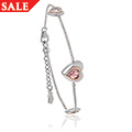 David Emanuel Heart Bracelet *SALE*