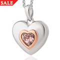 David Emanuel Heart Pendant *SALE*