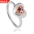 David Emanuel Heart Ring