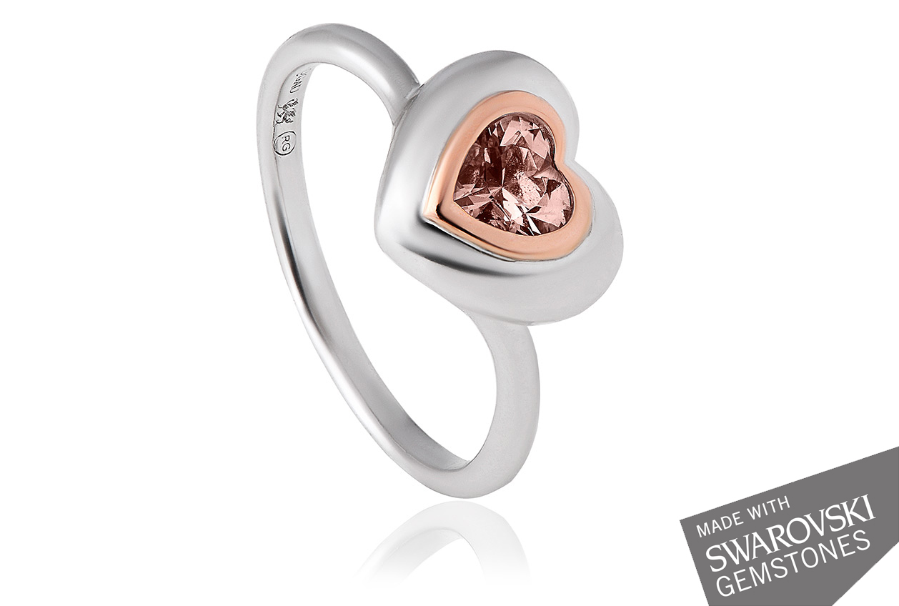 David Emanuel Heart Ring *SALE* 3SDEHR