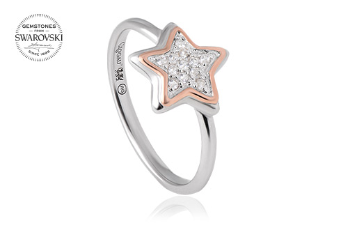 David Emanuel Star Ring