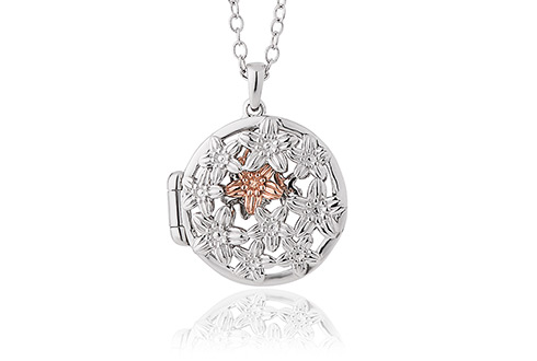 Daffodil Locket